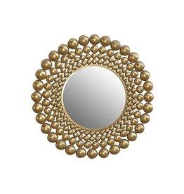 Selamat Orbit Mirror Gold
