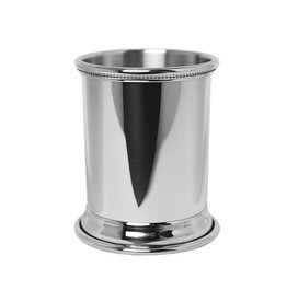 Salisbury Inc. Pewter Louisiana cup 12 oz.