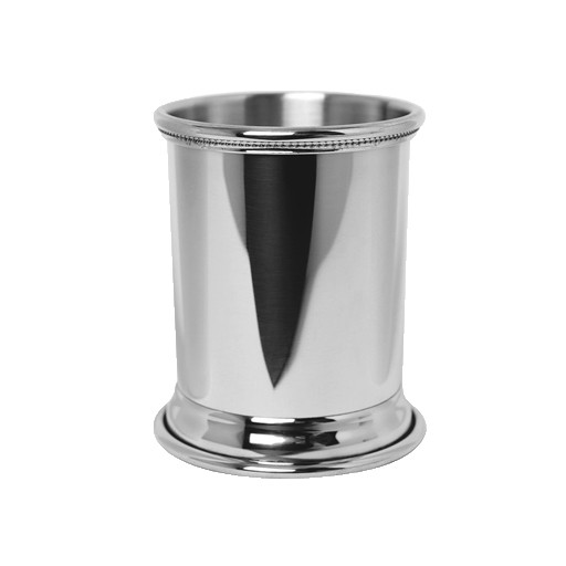 Salisbury Inc. Pewter Louisiana cup 12 oz.