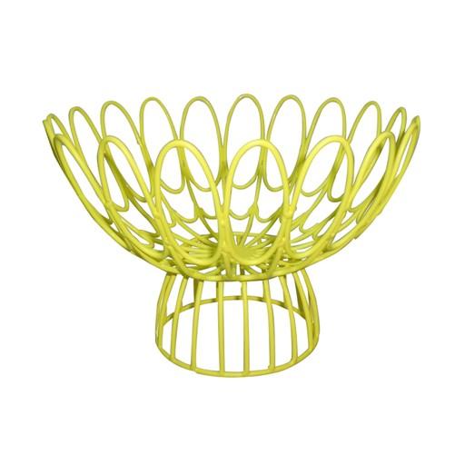Selamat Floral Wire Bowl Verbena