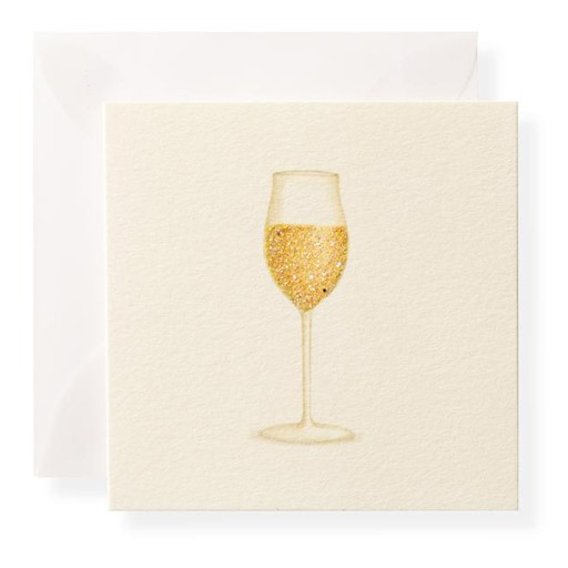 Chardonnay Enclosure Card