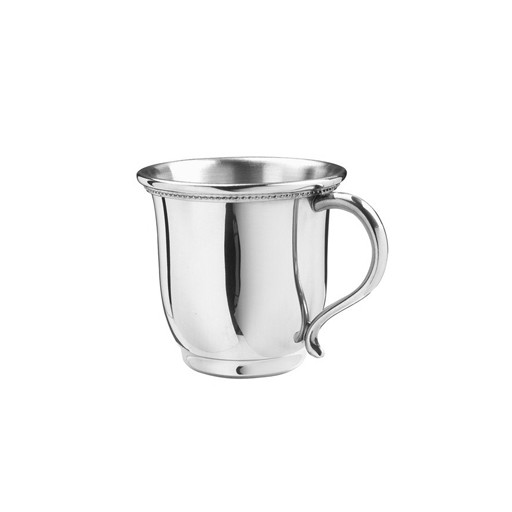 Salisbury Inc. Pewter Georgia baby cup