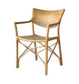 Selamat Henny Arm Chair in Nutmeg