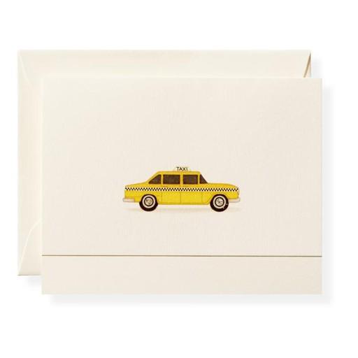 Taxi NYC Card