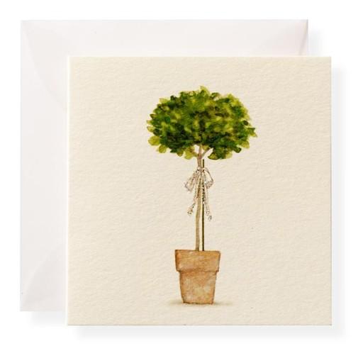 Topiary Enclosure Card