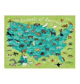 True South Puzzle Animals of America Puzzle