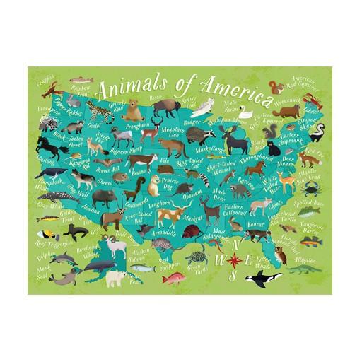 True South Puzzle Animals of America Puzzle