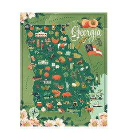 True South Puzzle Georgia Puzzle