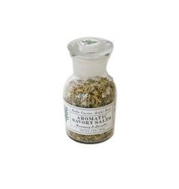 Gourmet Food Rosemary & Lavender Savory Salt