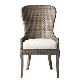 Selamat Renata Side Chair-Porcini Grey