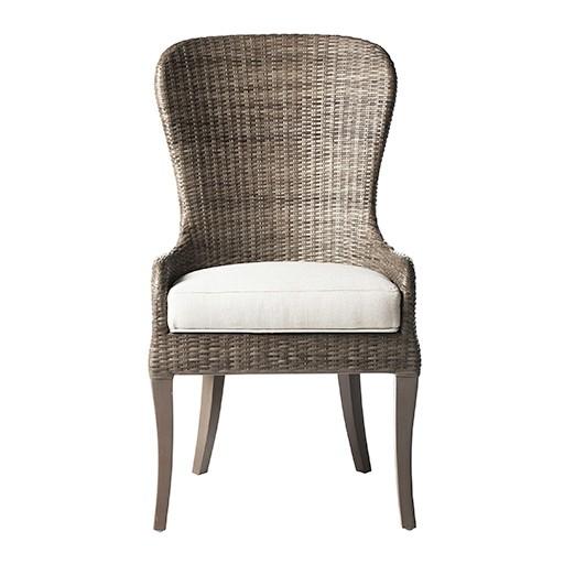 Selamat Renata Side Chair-Porcini Grey