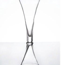"Tall Oslo Vase 32""H x 10""D"
