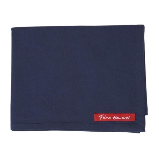 Solid Indigo Tea Towel
