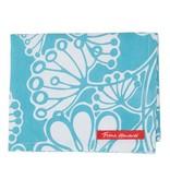 Spring Angelica Blue Tea Towel