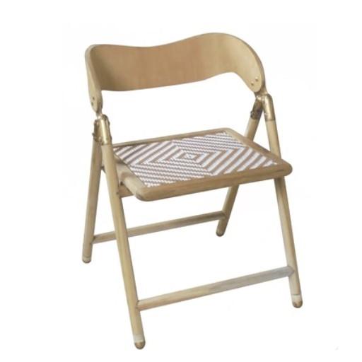 Selamat Justina Uttan Folding Chair