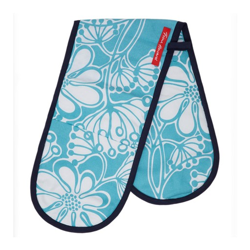 Oven Gloves Spring Angelica Pale Blue