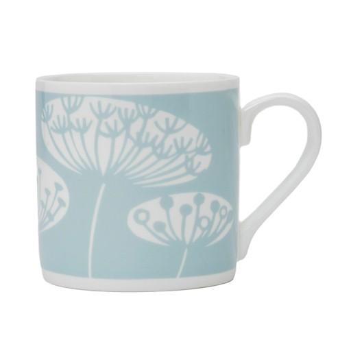 Spring Angelica Pale Blue Mug
