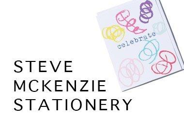 Steve McKenzie Stationery