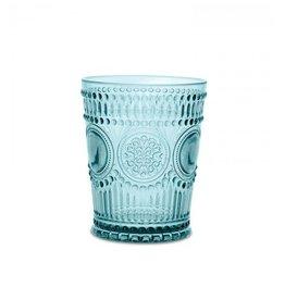 Acrylic Glassware Arabesque Aqua Water Acrylic Glass 11.5 oz.