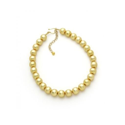Hazen Jewelry Martha Gold Necklace