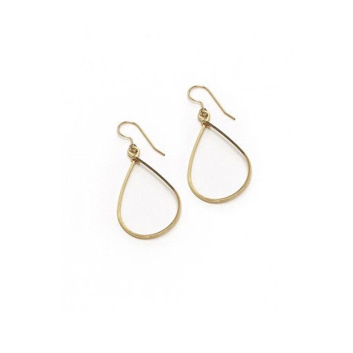 Hazen Jewelry Sara Earrings Sm Gold
