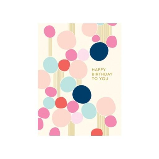 Snow & Graham Birthday Card