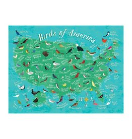 True South Puzzle Birds of America Puzzle