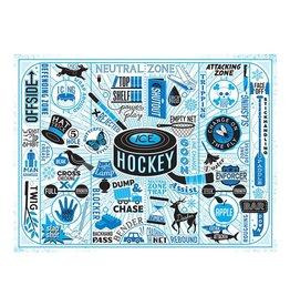 True South Puzzle Hockey Puzzle