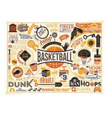 True South Puzzle Basketball Puzzle