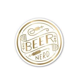Beer Nerd Coasters Set/8
