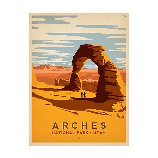 True South Puzzle Arches National Park Puzzle