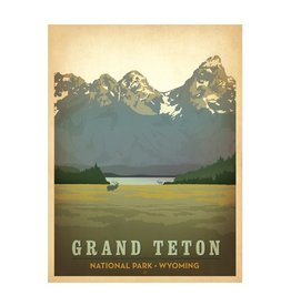 True South Puzzle Grand Teton National Park Puzzle