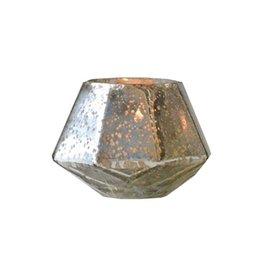 Mercury Glass Hexagon