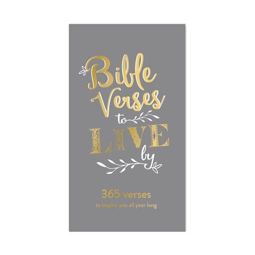 Daily Bible Verse Pad Gray