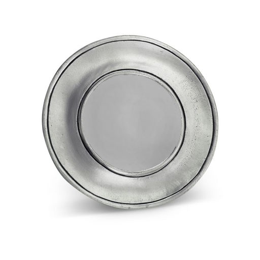 Match Pewter Lombardia Round Frame Small