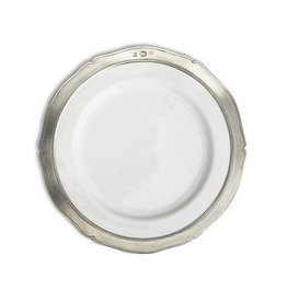 Match Pewter Viviana Dinner Plate