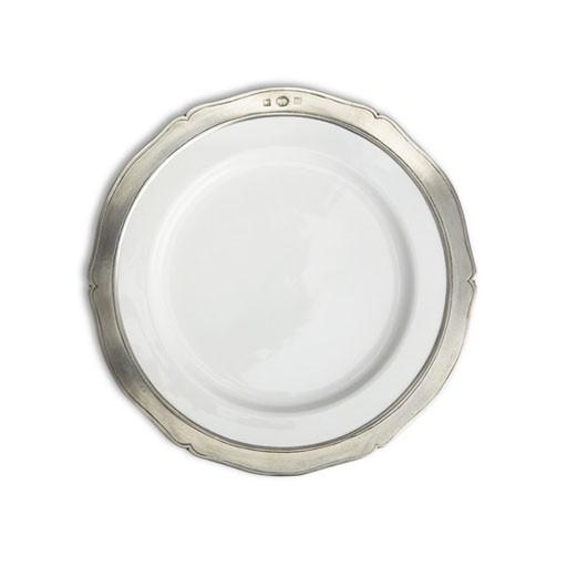 Match Pewter Viviana Dinner Plate