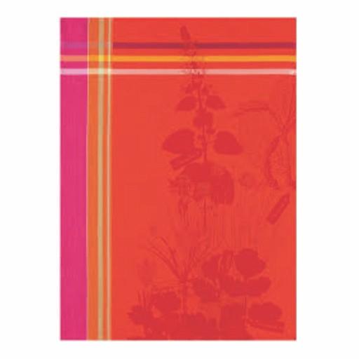 Tea Towel Bouquet Epices Paprika