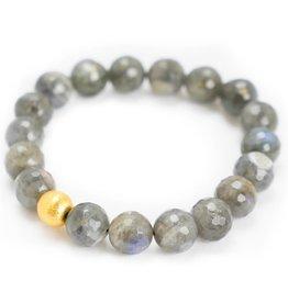 Hazen Jewelry Lt Gray Bracelet