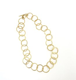 Hazen Jewelry Circle Chain Necklace