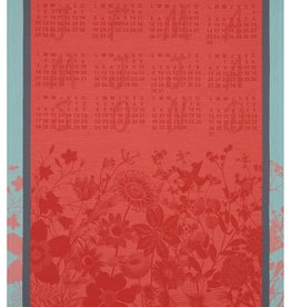 2018 Happiness Calender Tea Towel