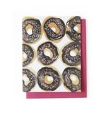 Thimblepress Donuts Blank Card