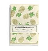 Handmade Cards Gold Pineapple Set/5