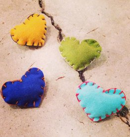Brooches Heart Pin