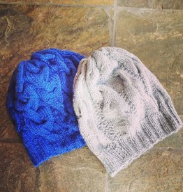 Knit Wear Nomad Braided Touque