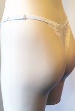 Underwear Bottoms Jessica Pink Lace Back Thong