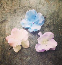 Accessories Womens <li>May flowers bobby pins.</li><li>Swarovski crystal centers.</li><li>Silver plated pins.</li>