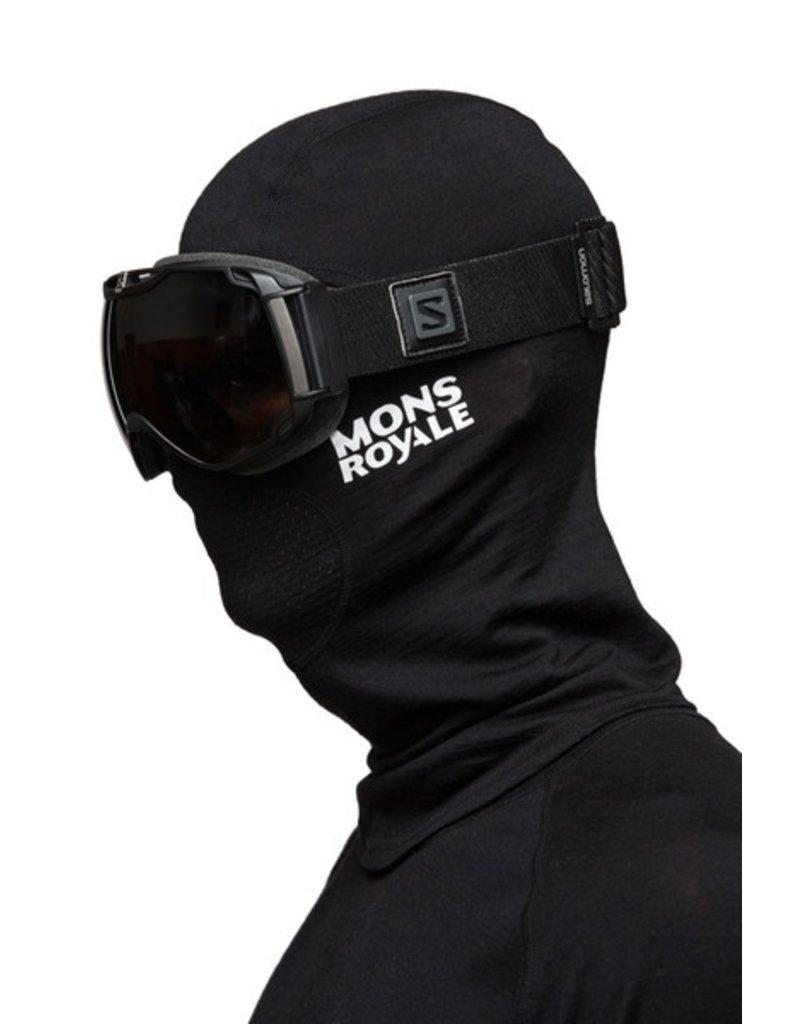 Mons Royale Tech Balaclava Black
