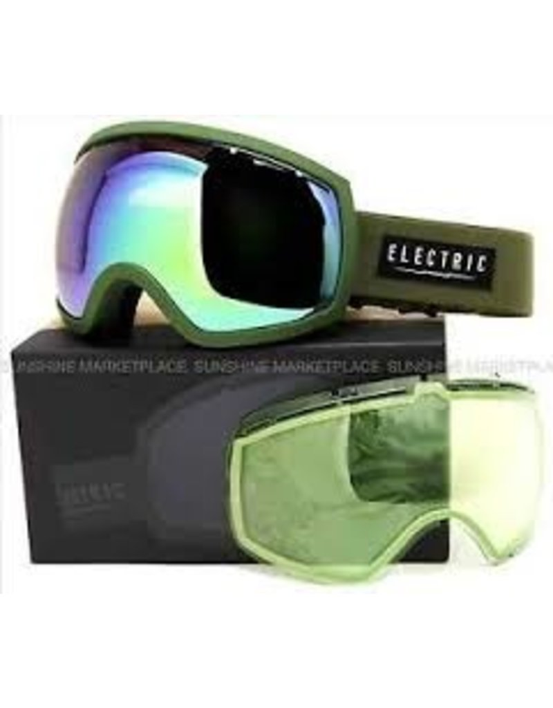 Electric Electric EG2 Irie + Free Lens