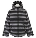SESSIONS Switch Stipe Jacket - M